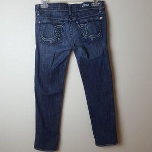 Rock & Republic Capri Jeans